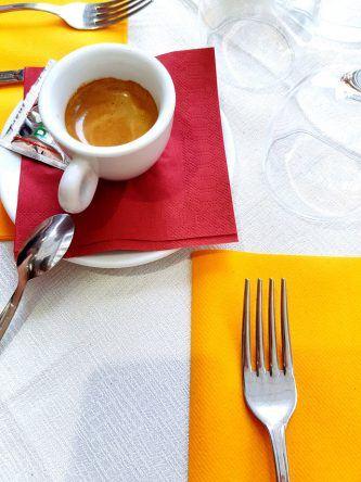Ein guter Espresso gehört in Italien natürlich dazu!