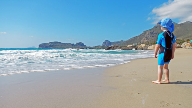 Falassarna Kreta Strand