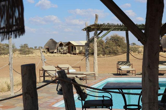 Kalahari Red Dunes Lodge Namibia