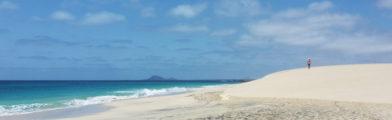 Kapverdische Insel Sal