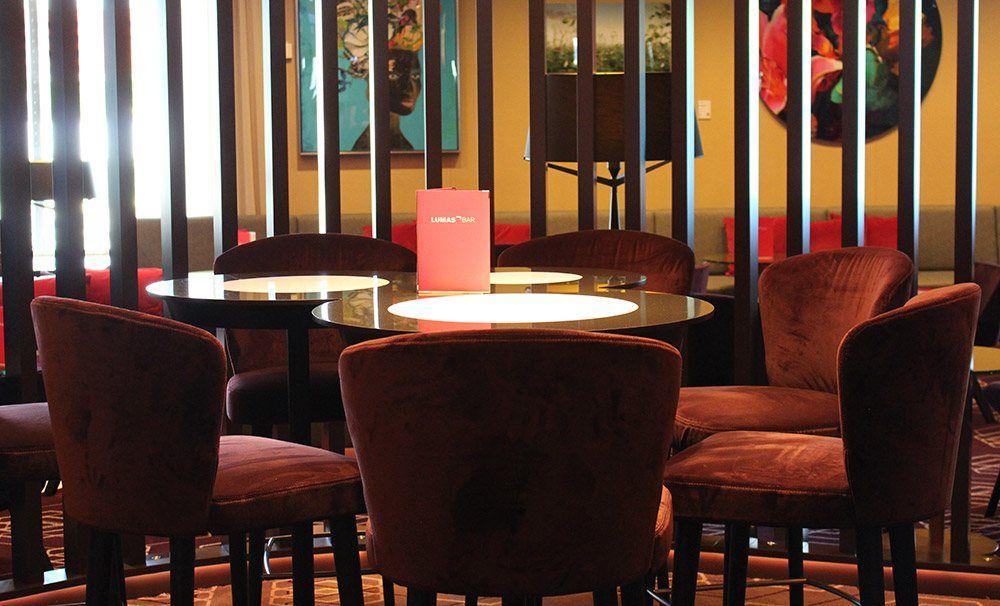 Neu auf dem Schiff und ein Lieblingsplatz von Wybcke Meier: Die LUMAS Bar