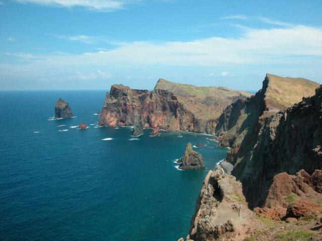 Auch eine Wanderung wert: Zum Ostkap der Insel