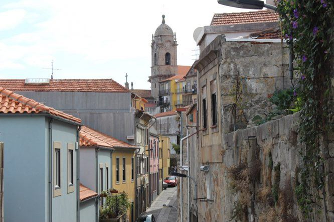 enge Gasse Porto