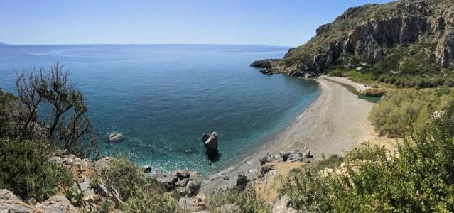 Preveli Kreta Strand
