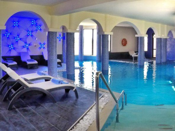SPA Bereich im TUI MAGIC LIFE Plimmiri