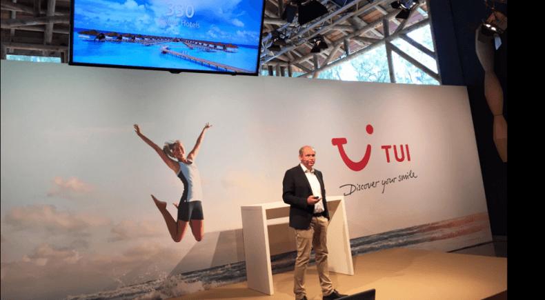 TUI Pressekonferenz