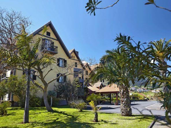 Das 4 Sterne Viverde Hotel Quinta do Furao