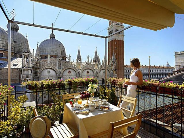 Hotel Concordia in Venedig