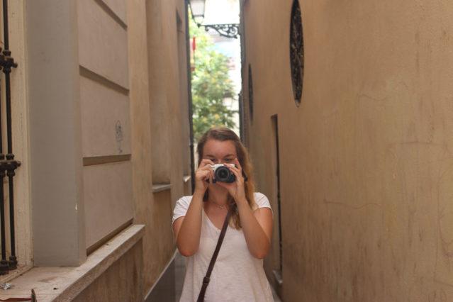 Und Action! Die Canon EOS M10 ist in den 14 Tagen mein treuer Begleiter