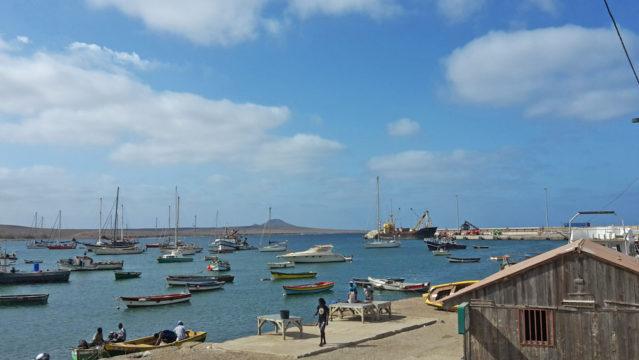 Der Hafen in Palmeira