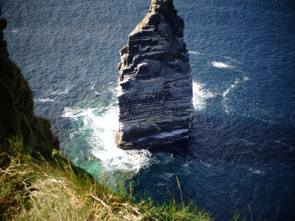 Die Klippen von Moher solltet ihr unbedingt besuchen, wenn ihr in Irland seid