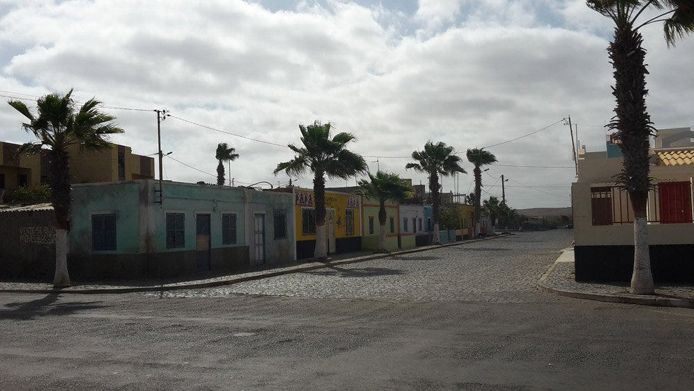 Etwa 500 Einwohner leben in Palmeira