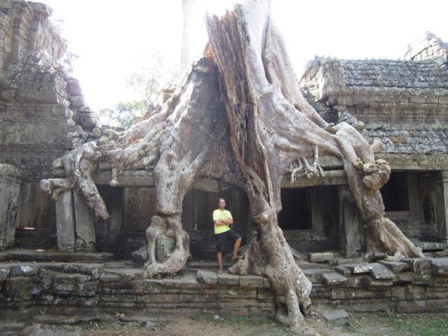 Mein persönliches Angkor-Highlight: Die toll erhaltenen Ruinen von Preah Khan