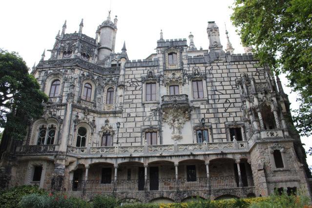 Schloss, Quinta da Regaleira