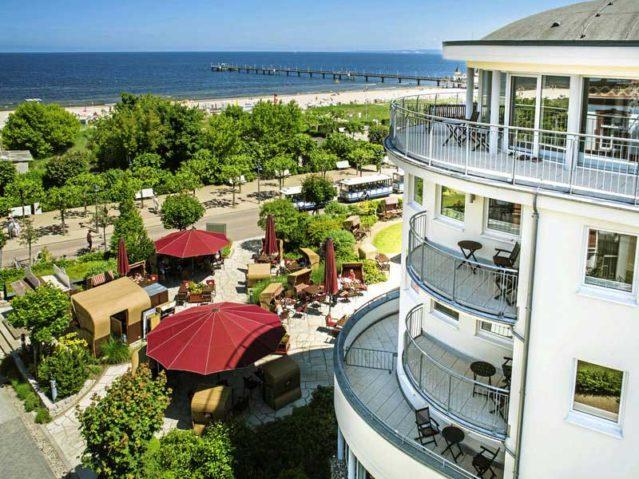 Romantik Hotel Ostsee