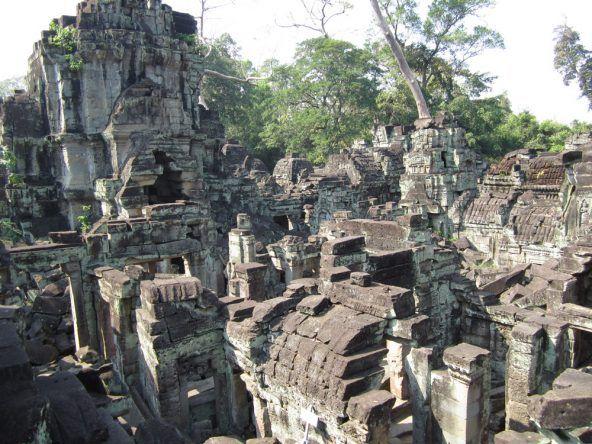 Die Labyrinth-ähnliche Struktur von Preah Khan lässt mein Abenteurer-Herz höher schlagen