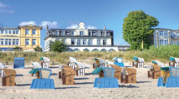 Strandhotel Atlantic Usedom