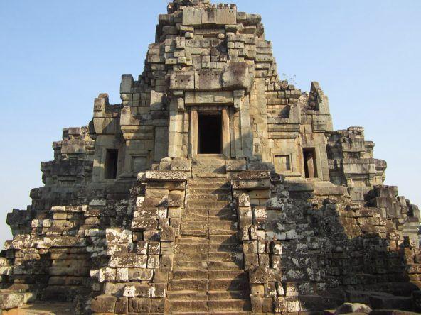 Über die einstigen Bewohner Angkors und weshalb sie verschwanden ist nicht viel bekannt