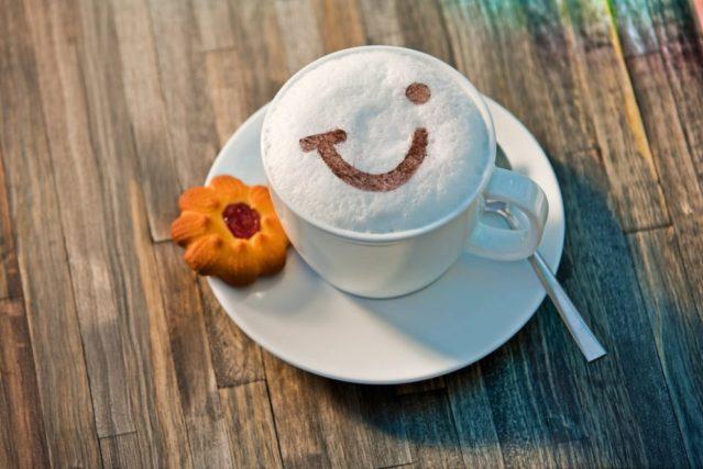 Tag des Kaffees: TUI SMILE