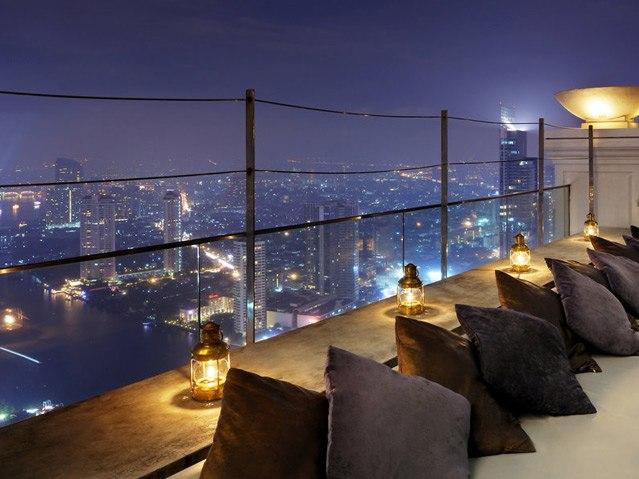 Lebua at State Tower in Bangkok