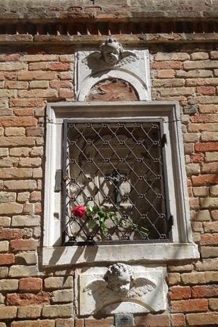 Dekor in Venedig