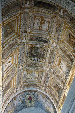 Venedig: Prunktreppe, Dogenpalast