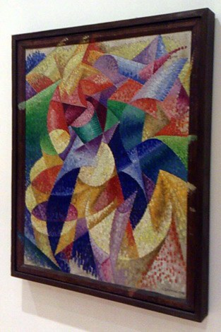 Venedig: Guggenheim Collection, Gino Severini