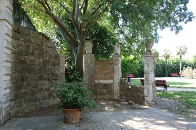 Venedig: Parco Villa Groggia