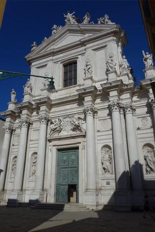 Venedig: Santa Maria Assunta dei Gesuii