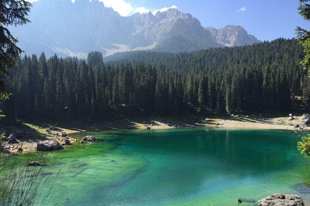 Ein Paradies für Naturliebhaber.