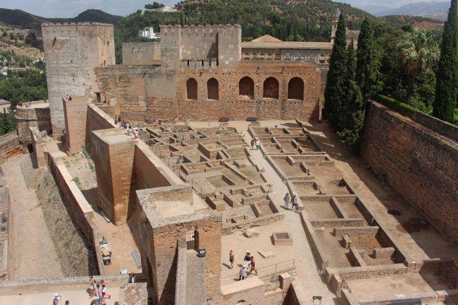 Blick von der Festung