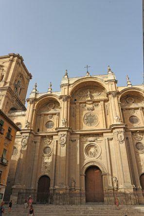 Capilla Real in Granada