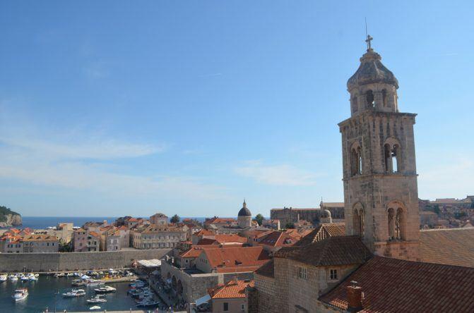 Über den Dächern Dubrovniks