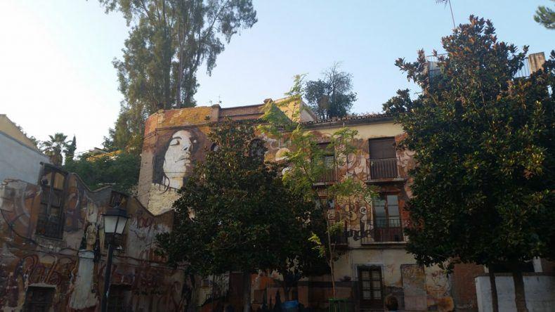 El Niño de las Pinturas Graffiti