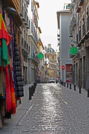 Granadas Gassen sind ein Träumchen