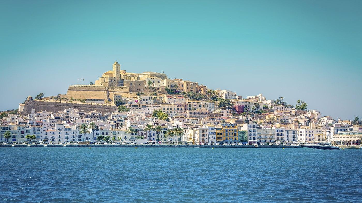 Ibzia: Eine der wunderschönen Balearen Inseln