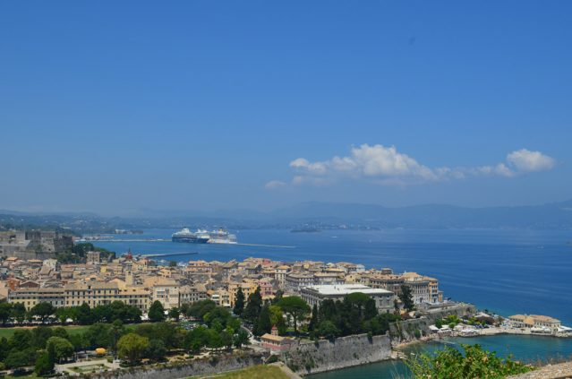 Start meiner Reise von Malta aus