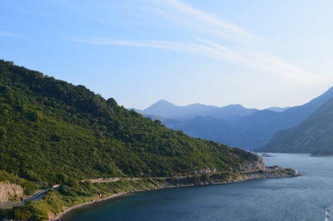 Schönes Fotomotiv von Kotor