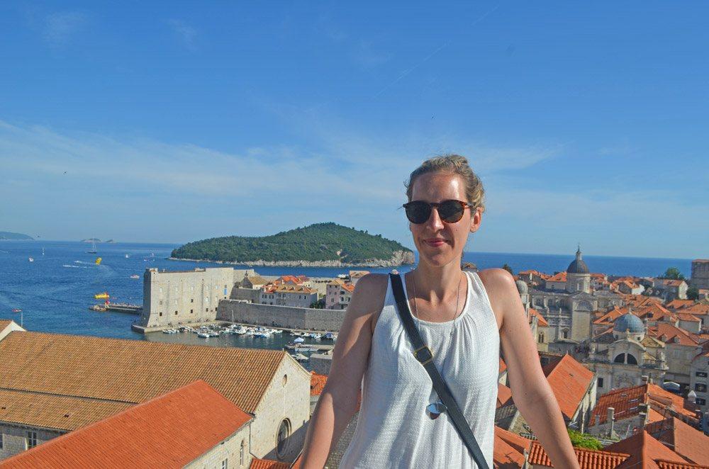 Rike in Dubrovnik