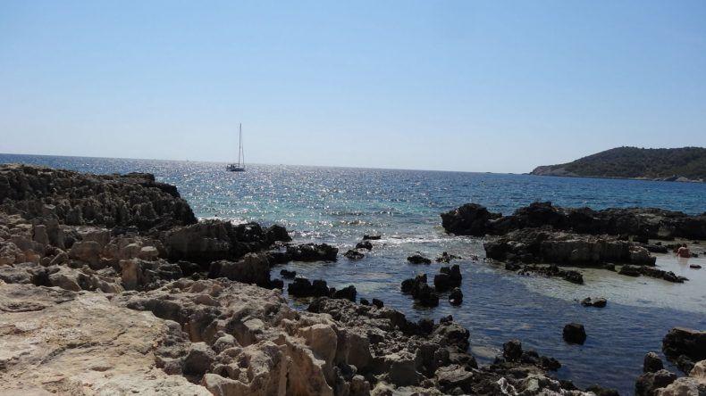 Traumhafter Blick aufs Meer