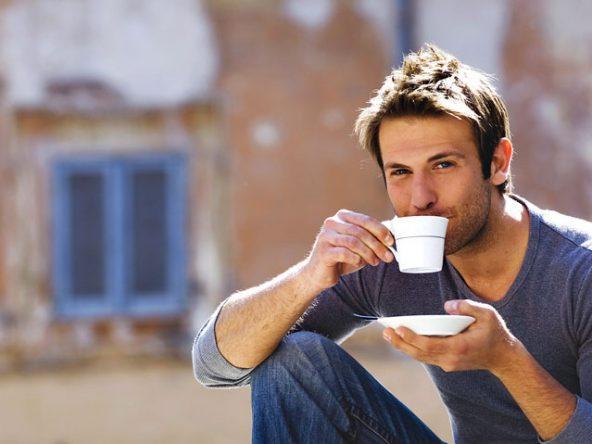 Tag des Kaffees: Italien