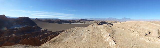 Wie auf dem Mond: Die Valle de la Luna