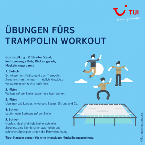 TUI Trampolin Workout