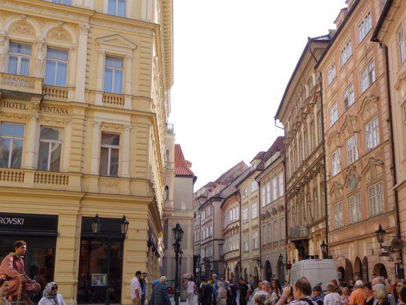 Die Altstadt Prags