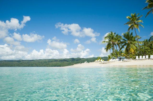 """Die kleine Trauminsel ist auch als """"Barcardi Insel"""" bekannt."""