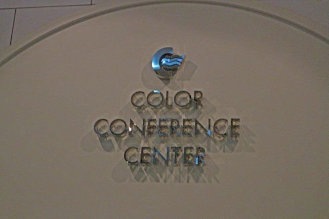 Willkommen im Color Conference Center