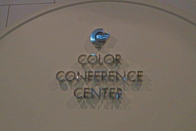 Willkommen im Color Conference Center