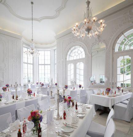 Festlich dinieren im Tegernsee Hotel & Spa
