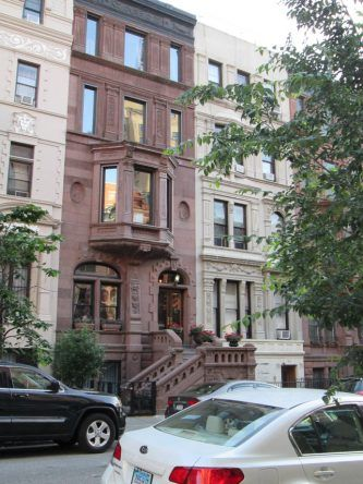 Die wundervollen Wohnhäuser in New York