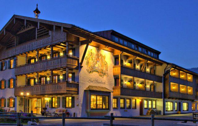 Reit Im Winkl Hotels  Sterne